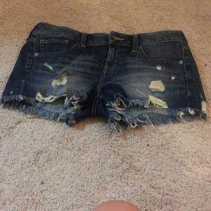 Express Shorts - Jean shorts